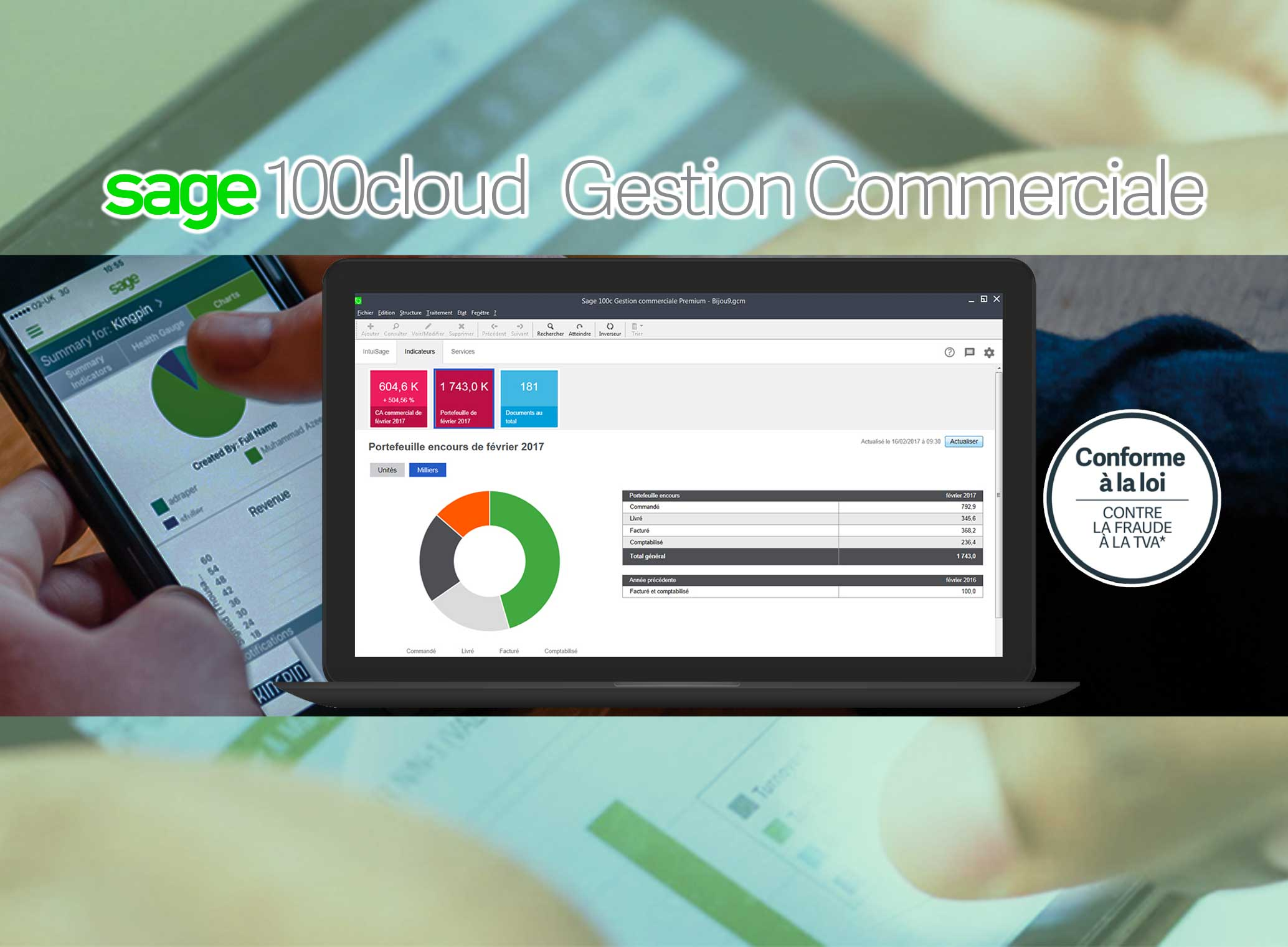 formation sage 100 gestion commerciale