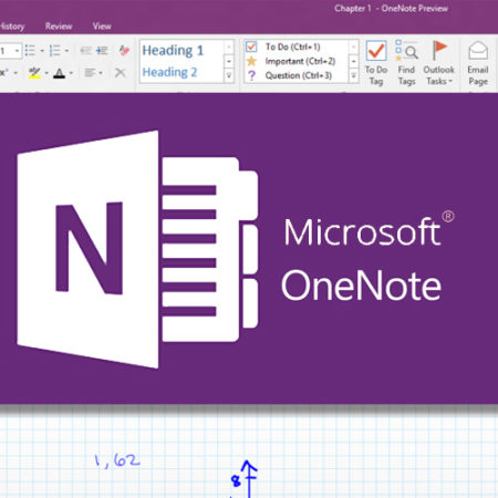 Formation Microsoft OneNote (Bases)