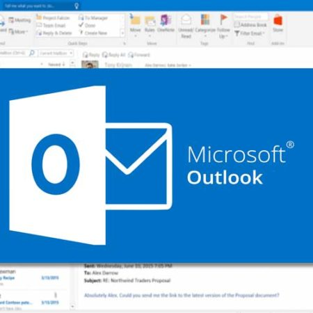 Formation Microsoft Outlook (bases)