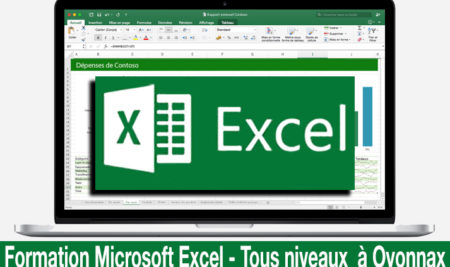6 sessions de formation Excel sur Oyonnax !