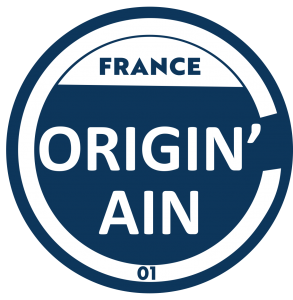 logo Label Origin'Ain - origine ain - originain